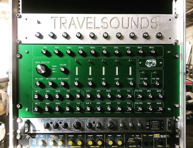 Le sound system se dote d'un préamp