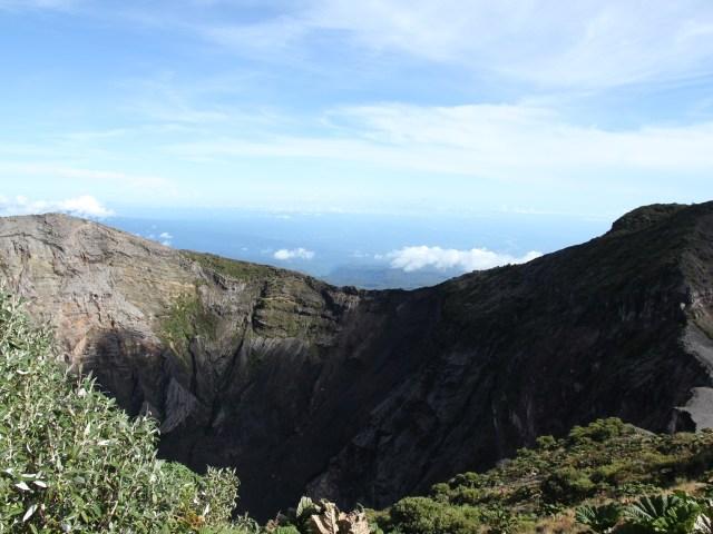 Vulkan zum zweiten