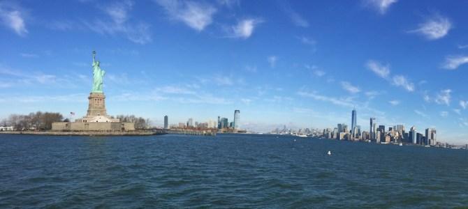 New York Dezember 2016