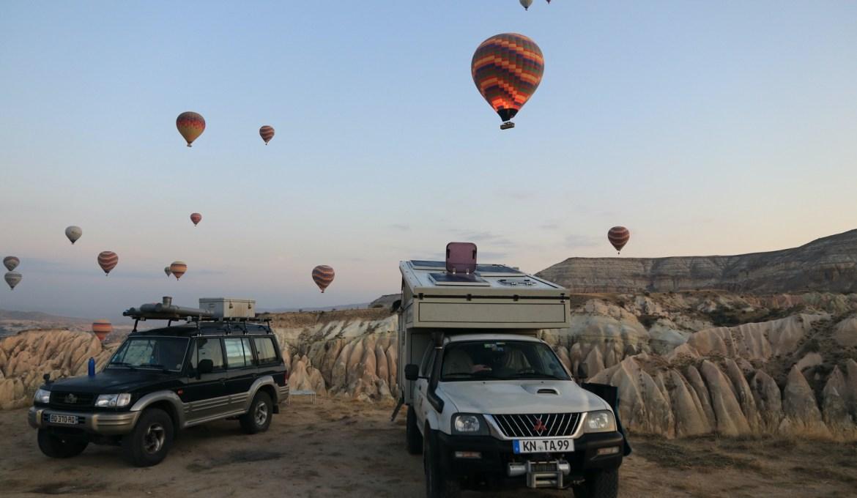 Roadtrip Türkei – Konya, Kappadokien und Ankara