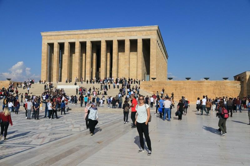 Türkei Ankara Anitkabir