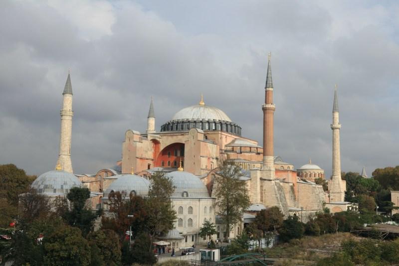 Istanbul Hagia Sophia