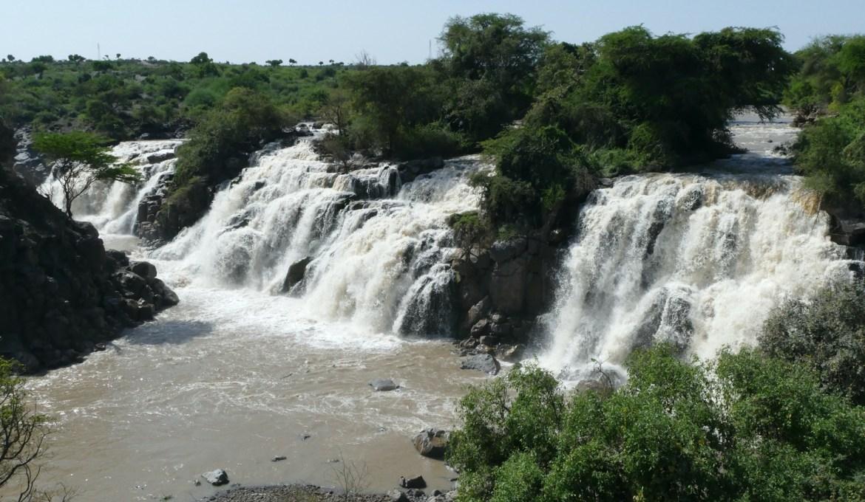 Äthiopien Awash Falls