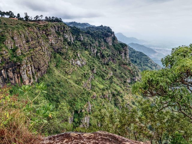 Irente View Point Usambara Mountains