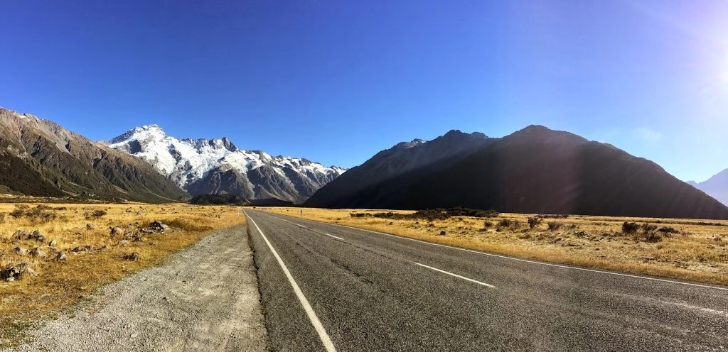 The Road to Aoraki Mount Cook, New Zealand - Itinerary Planner