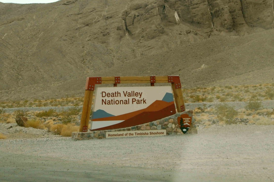 Death Valley Road trip