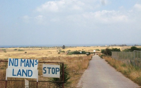 North Cyprus border