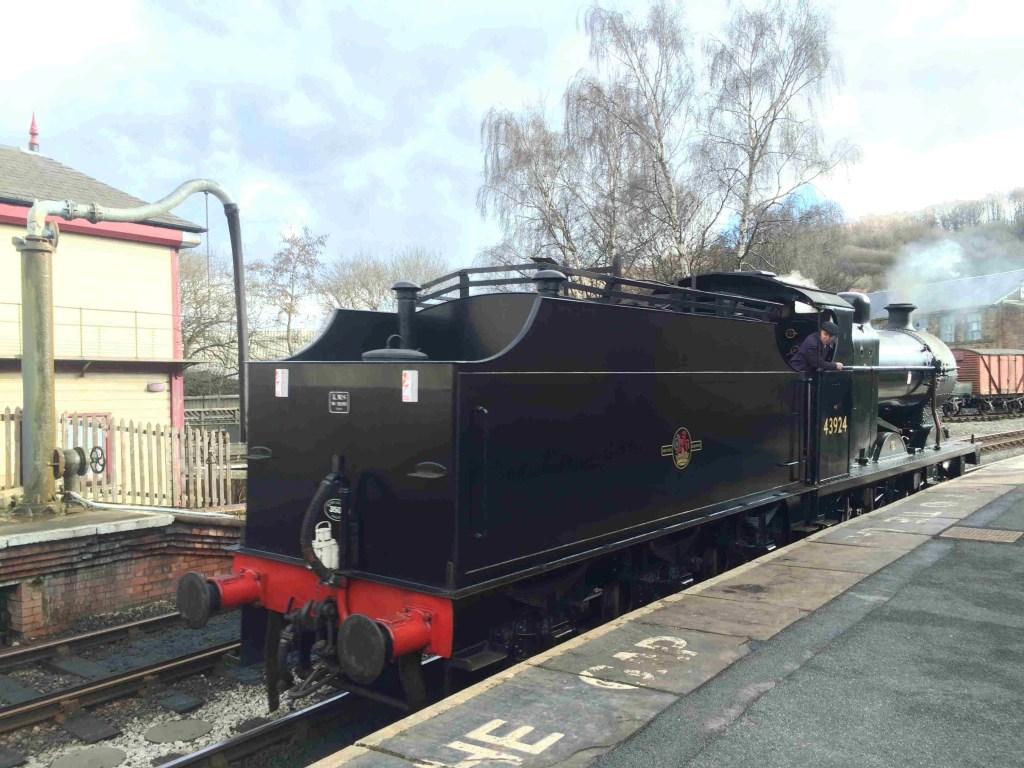 Thomas the Tank engine, Howarth, Charlotte Bronte, Elizabeth Bronte
