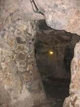 Underground kitchen cappadocia