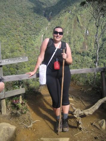 Hiking Mt Kinabalu, Borneo