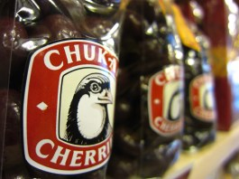 Chukra Cherries, Pike Place Market, Seattle