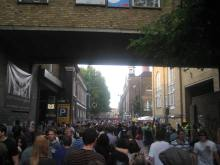 29. Brick lane, home of good curries and all things alternate