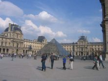 4. Return to the Lourve, for the 2nd time in my life!