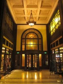 hotel lobby shanghai