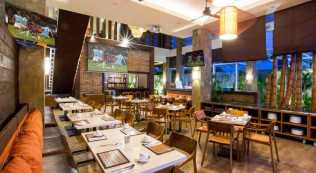 Grand Ixora Kuta Bali Resto dan Bar