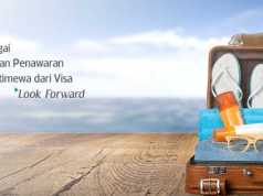 Promo kartu kredit berlogo Visa di Garuda Indonesia diskon hingga 10%
