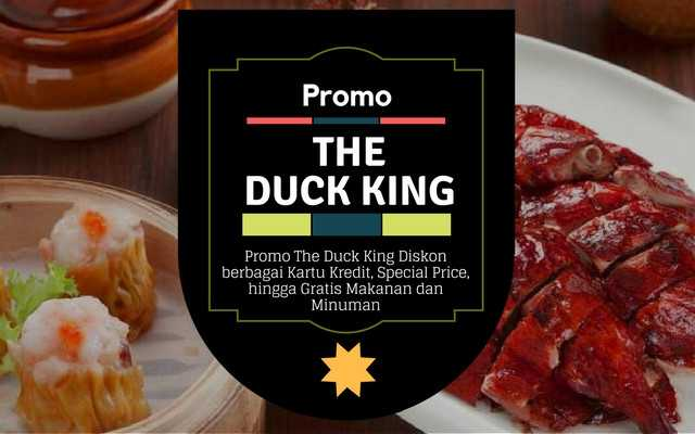Promo The Duck King