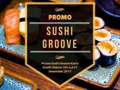 Promo Sushi Groove