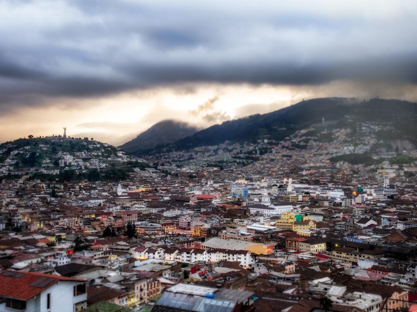 Quito, Ecuador: Andean Awakening