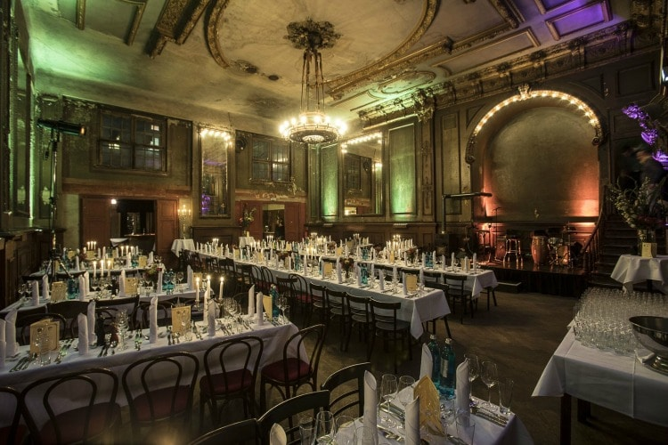 Clärchens Ballroom - Best Berlin Experiences on R. Couri Hay CReative Public Relations