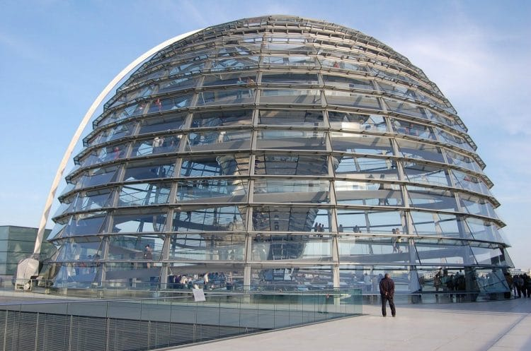 Norman Foster Dome one of the Best Berlin Experiences on R. Couri Hay CReative Public Relations
