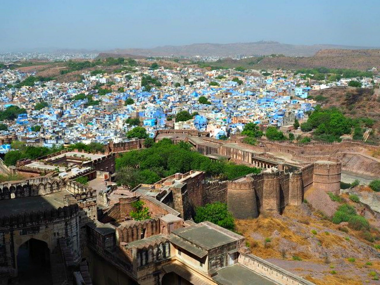 Rajasthan, India's Colorful Treasure