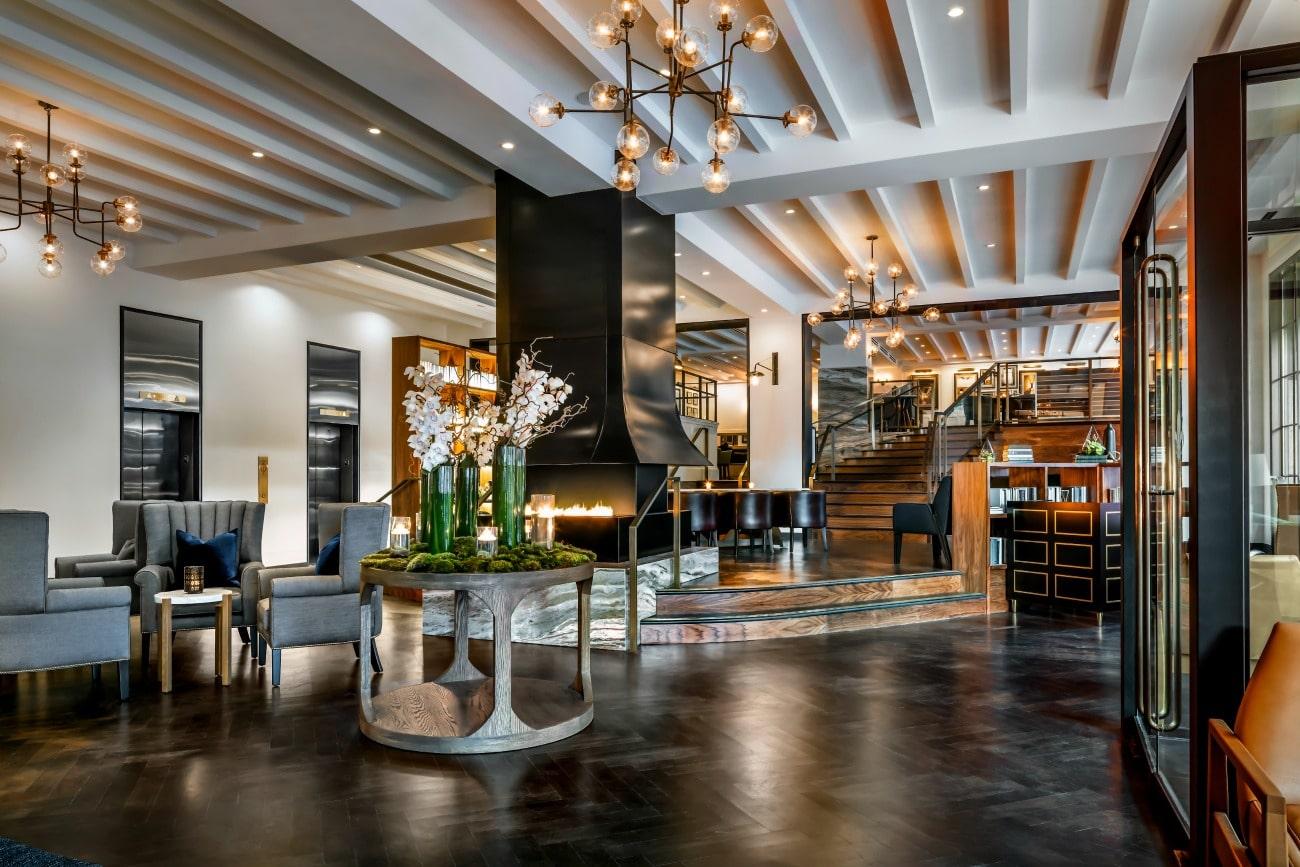 Washington D.C. Hotel Barks for Impoochment