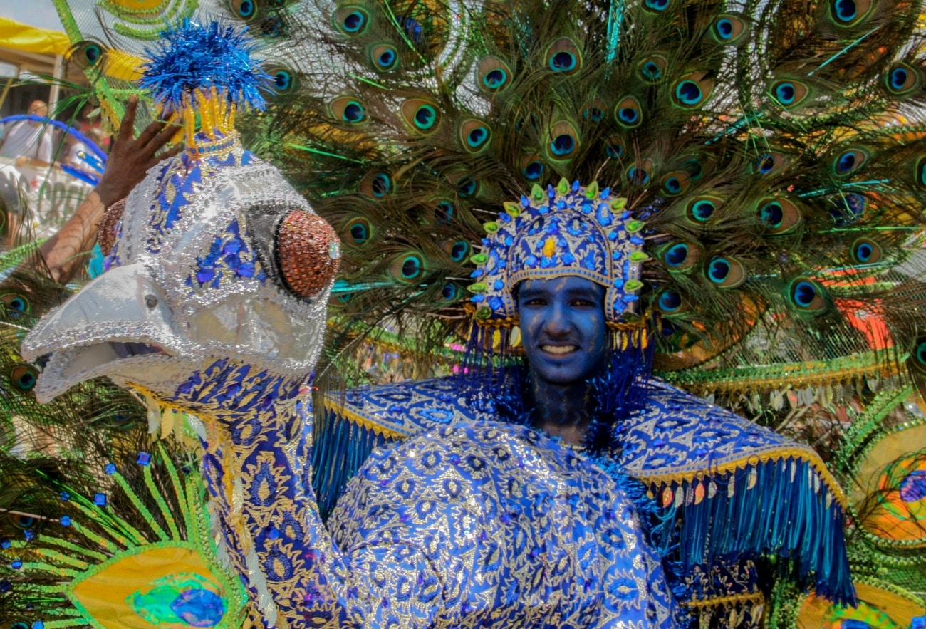 Carnival in Trinidad Takes the Party to the Streets