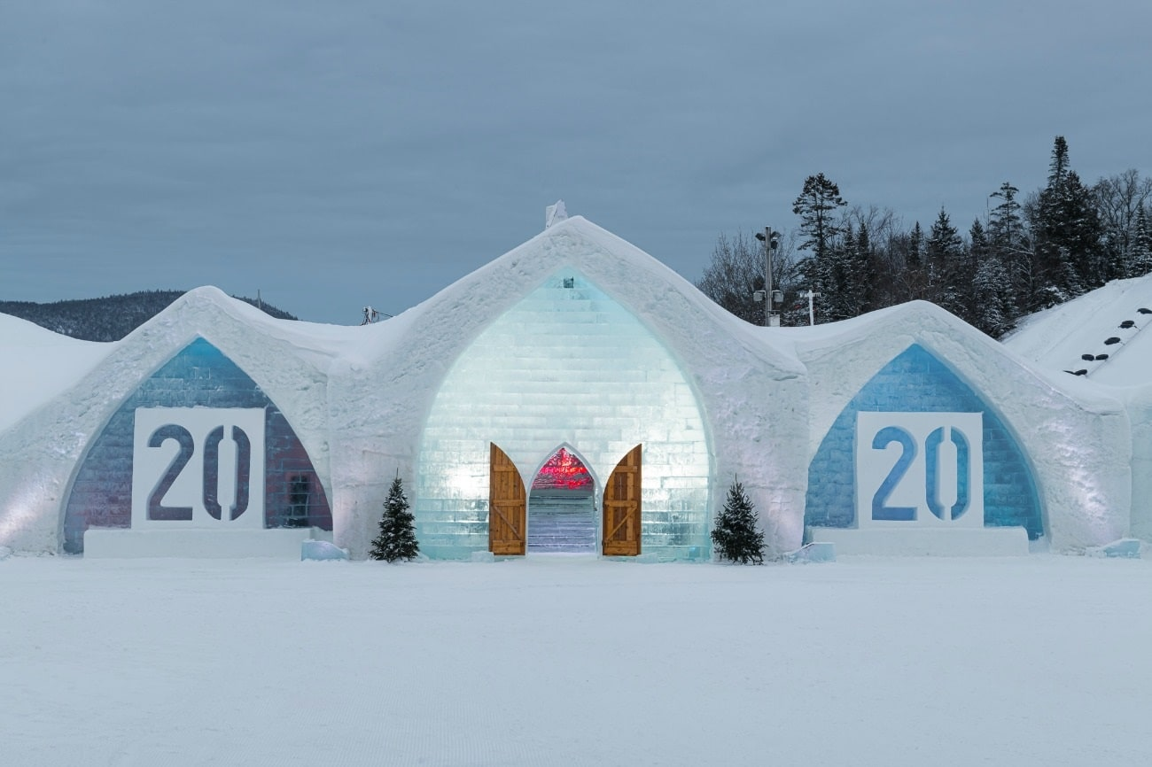The Quebec Ice Hotel Turns 20