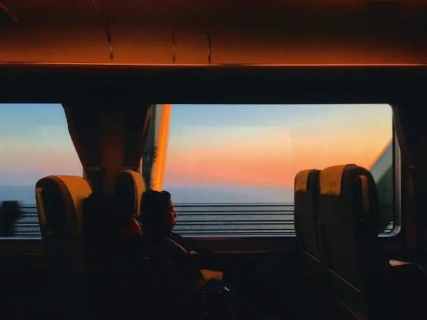 Viaggio in Interrail