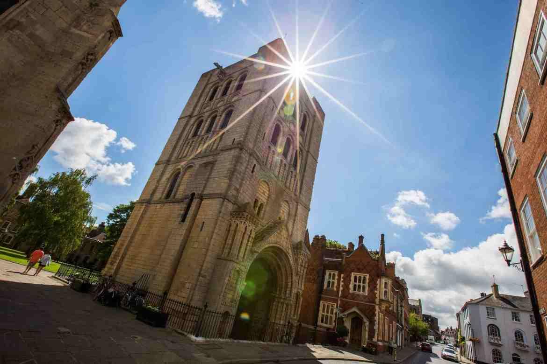 St Edmundsbury Cathedral, Bury St Edmunds