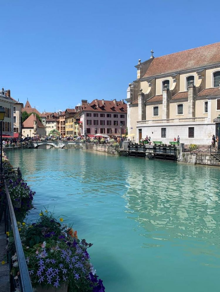 A Trip to The Beautiful Town of Annecy in France