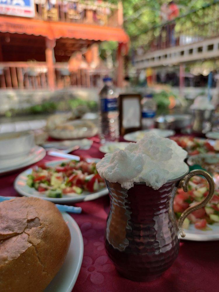 Food in Cappadocia Turkey