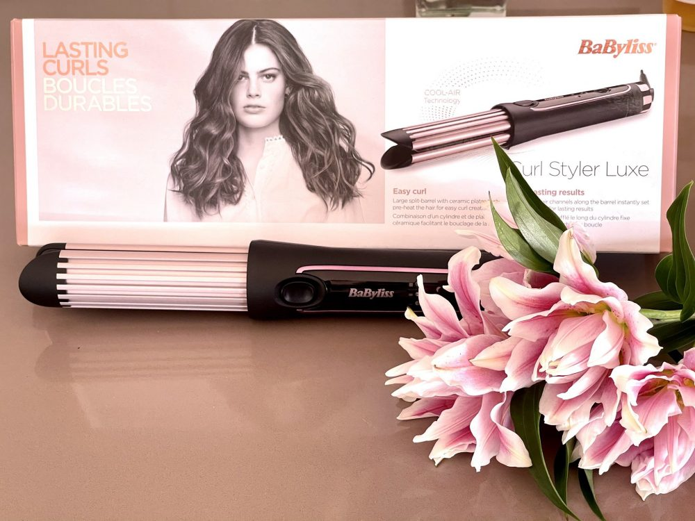 Create Waves with the Amazing BaByliss Curl Styler Luxe