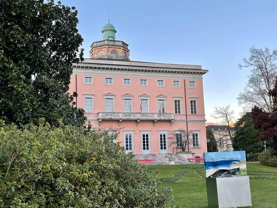 Parco Ciani Lugano Ticino Switzerland