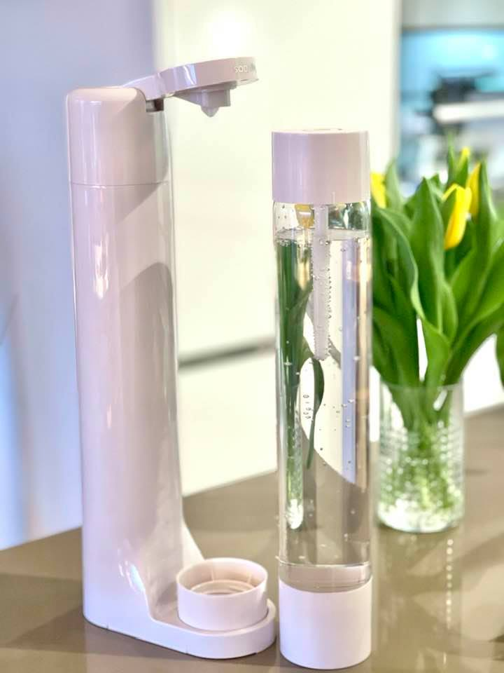 Fizz Up Your Life - Create Sparkling Swiss Water With SODANOW