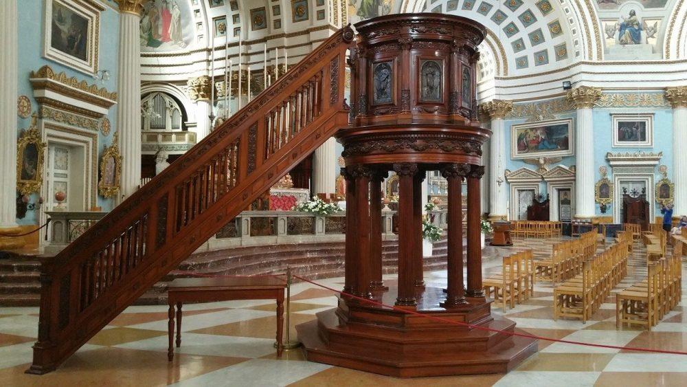 The Rotunda church Mosta Malta