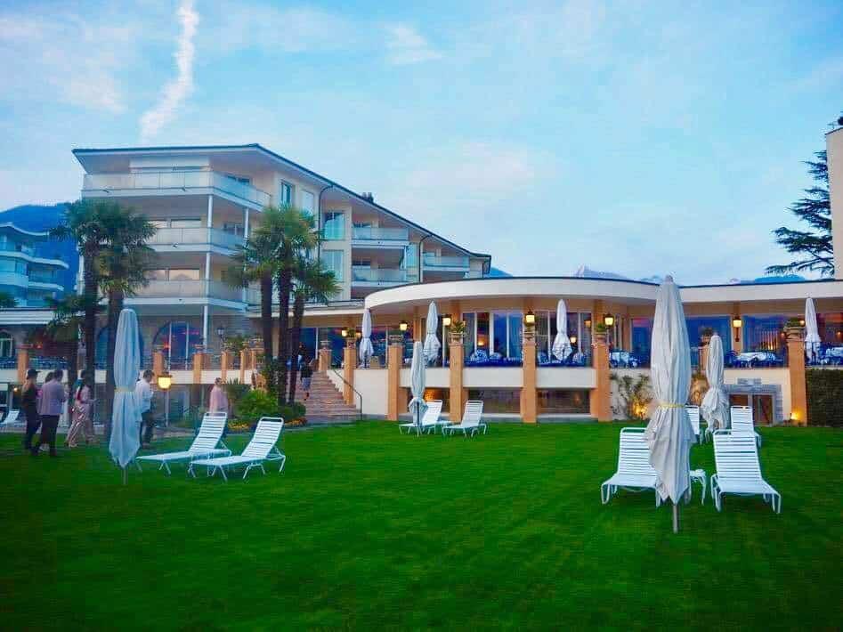 Hotel Eden Au Roc