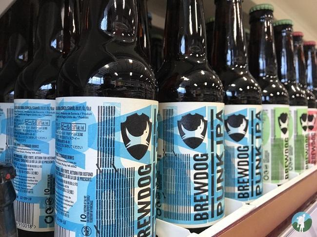 scottish stereotypes beer brewdog