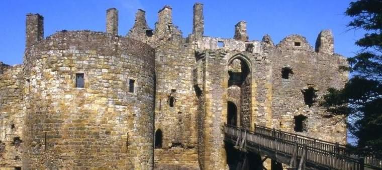 dirleton castle
