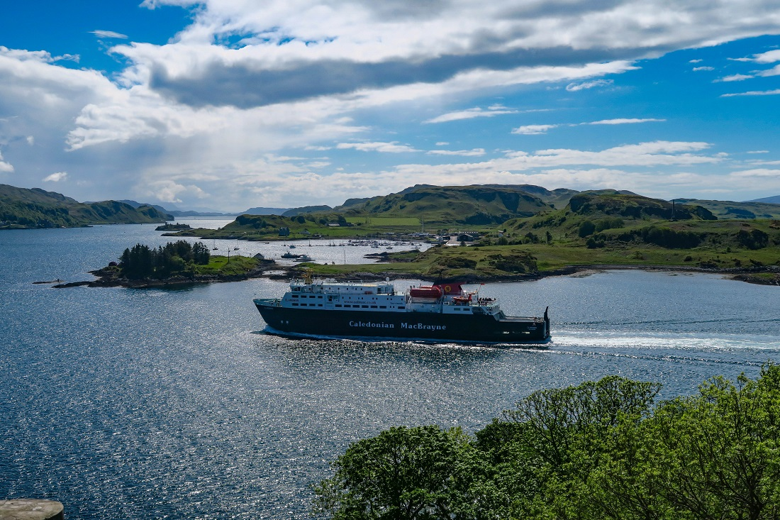 Glasgow to Oban: One of the great Scottish drives