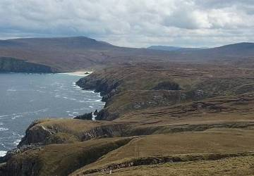 cape wrath coastline