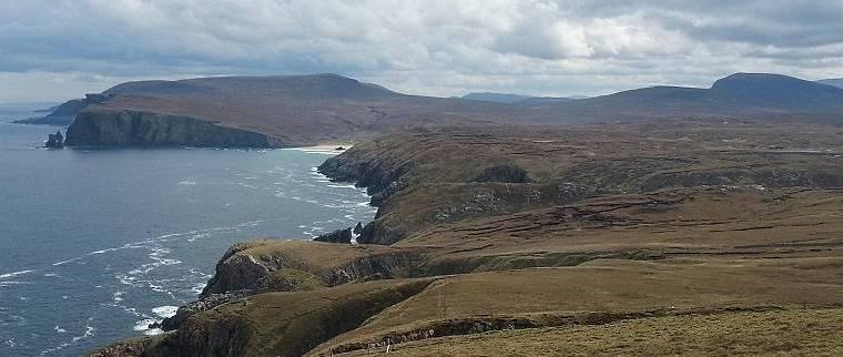 cape wrath coastline