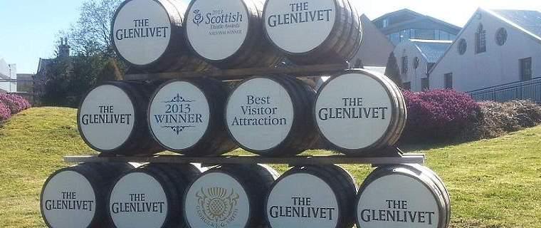 glenlivet distillery tour