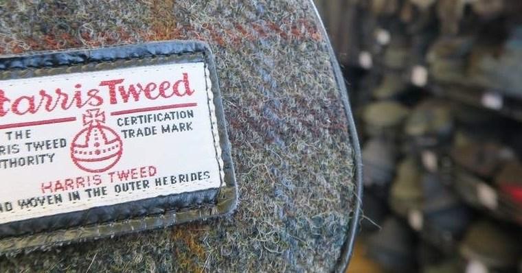 harris tweed isle of harris bags.