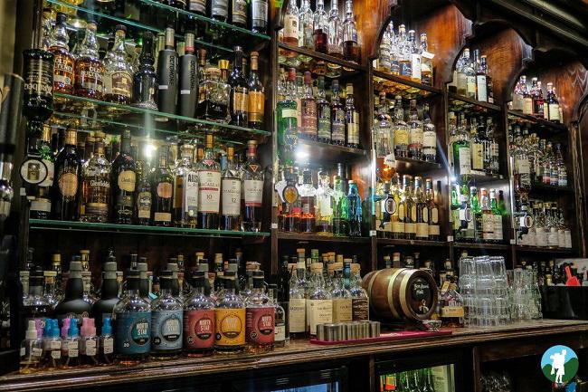 whisky gantry glasgow