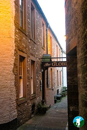 globe inn robert burns in dumfries