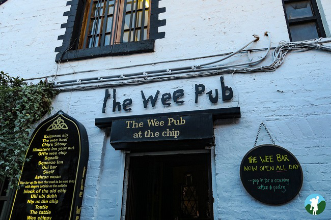 wee pub chip best whisky bars glasgow
