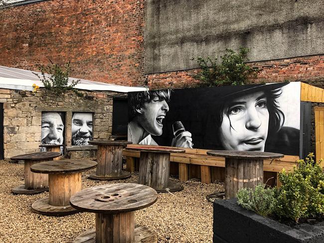 glasgow clyde street art