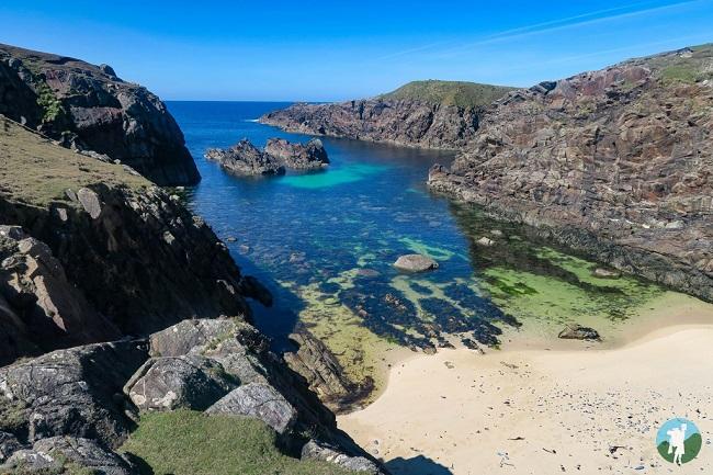 Toe head isle of harris ceapabhal scotland travel blogger